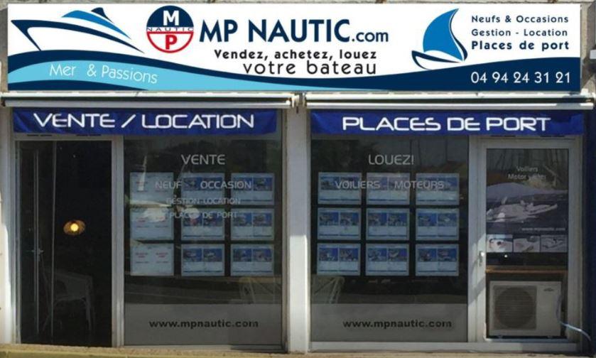 MP Nautic vente et location de bateaux au Lavandou (83)